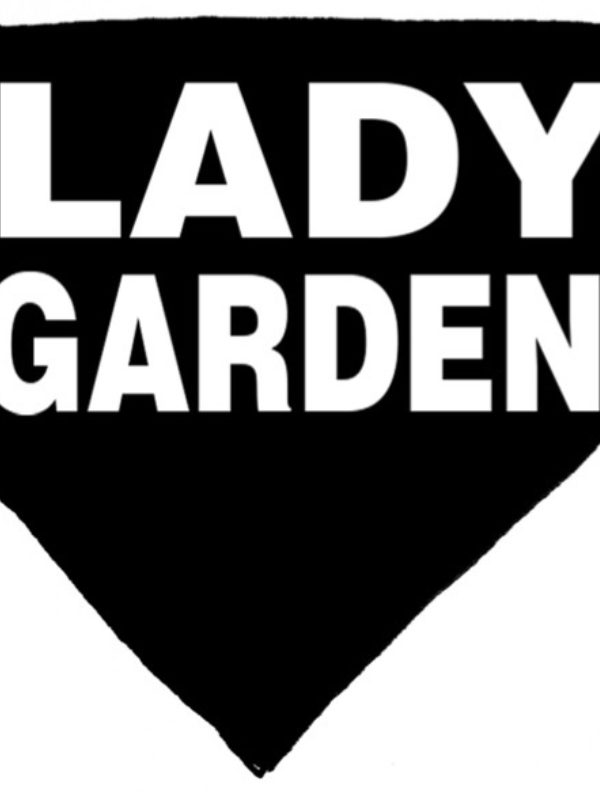 Support the lady garden