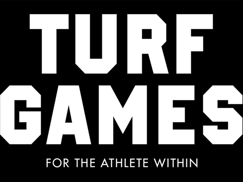 Turf games, are u in?