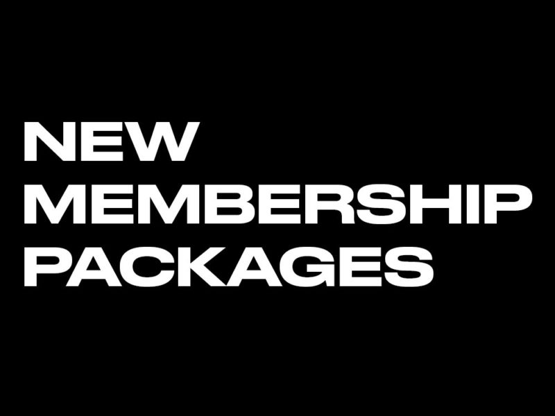 Kxu membership packages